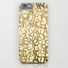Din pattern iPhone 6s Slim Case