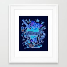 Heart Breakers Framed Art Print