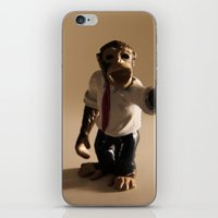monkey iPhone & iPod Skin