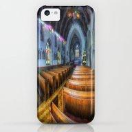 Church At Christmas iPhone 5c Slim Case
