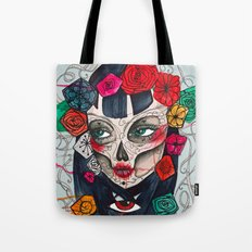 Mexican SK Tote Bag