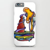 iPhone & iPod Case featuring Bracing Mesa by BrainSoup
