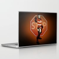 community Laptop & iPad Skins featuring community services by Radio