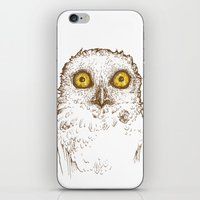 Who Are You? iPhone & iPod Skin