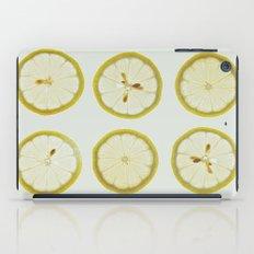 Lemon Square iPad Case