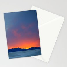 Second Earth Stationery Cards