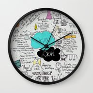 The Fault In Our Stars- … Wall Clock