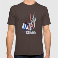 T-shirt featuring On Hold In Houtbay by CrismanArt
