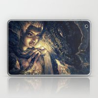 Not Alone Laptop & iPad Skin