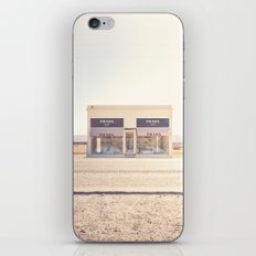 PradaMarfa II iPhone & iPod Skin