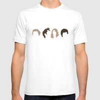 The Many Styles Of Chris… Mens Fitted Tee White SMALL