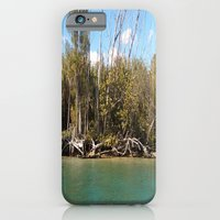iPhone & iPod Case featuring water woods by Jaclyn B Photography