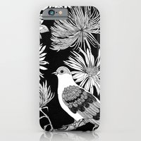 couple iPhone & iPod Cases featuring Couple by Aleksandra Kabakova
