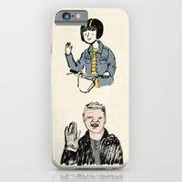 iPhone & iPod Case featuring Dead Freight by Julia Lavigne