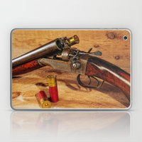 Old Double Barrel Steven… Laptop & iPad Skin