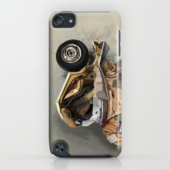 Motor head iPhone & iPod Case