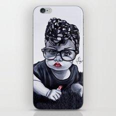 Baby Badu iPhone & iPod Skin