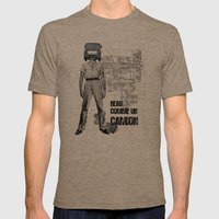 Beau comme un Camion Mens Fitted Tee Tri-Coffee SMALL