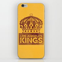 Vintage Kings iPhone & iPod Skin