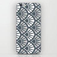SAMAKI 3 iPhone & iPod Skin