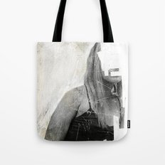Faceless | number 03 Tote Bag