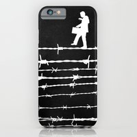 iPhone & iPod Case featuring Balancing Act by rob dobi