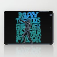 May The Odds Be Ever In Your Favor iPad Case