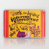 Relationship: Pink & Ora… Laptop & iPad Skin