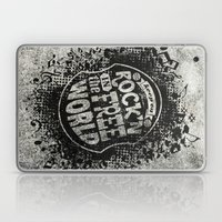 Keep On Rock'n!  Laptop & iPad Skin