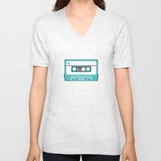 #54 Cassette Unisex V-Neck