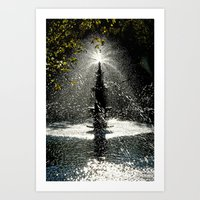 Tears of Zeliha Art Print