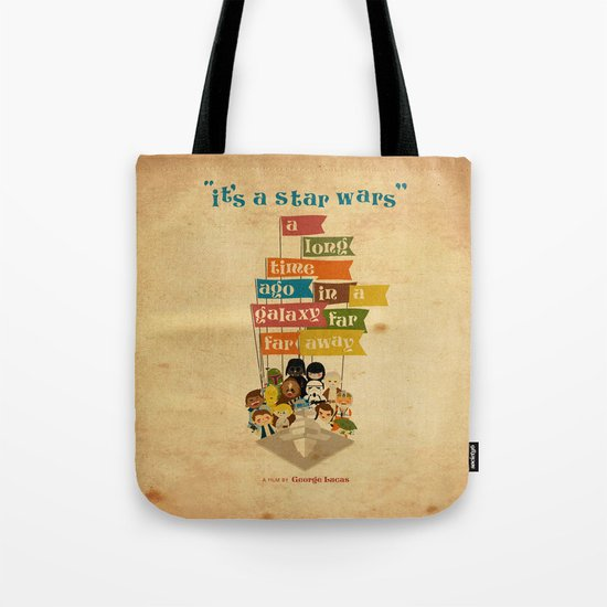 It's A Star Wars Tote Bag