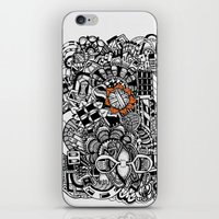 Ovillo iPhone & iPod Skin