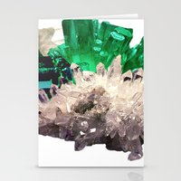 Crystal Visions Stationery Cards