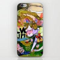Lvl Up iPhone & iPod Skin