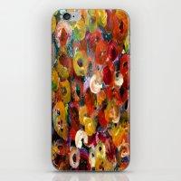 Aboriginal Art iPhone & iPod Skin