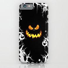 Nightmare Halloween Smile Jack iPhone 6s Slim Case