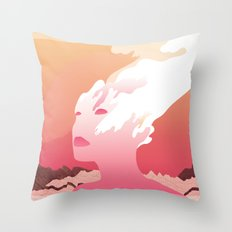 SUCK IT AND SEE Throw Pillow