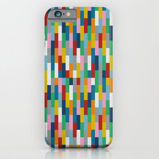 Bricks Rotate #2 iPhone & iPod Case