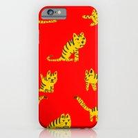 Tigrrrrs iPhone 6 Slim Case