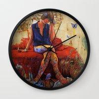 Lu Wall Clock
