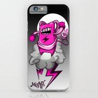 Strombot - Pink Robot iPhone 6 Slim Case