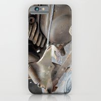 iPhone & iPod Case featuring Rusty Harley by Marieken
