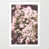 may flowers Art Print