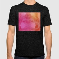 WOLFACE Mens Fitted Tee Tri-Black SMALL