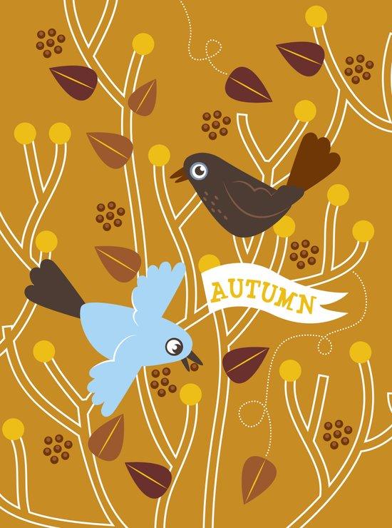 4 Seasons - Autumn Art Print