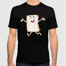 I'm Delicious! Mens Fitted Tee Black SMALL
