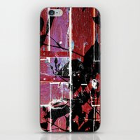 Lunn Series 3 Of 4 iPhone & iPod Skin