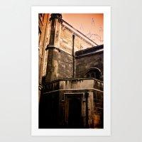 London (Part 3) Art Print