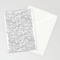 Geometric Wire Stationery Cards